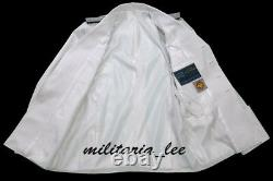 WW2 German Repro Kriegsmarine Navy White Cotton Tunic All Sizes
