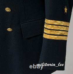 WW2 German Repro Kriegsmarine NavyOfficer Whipcord Tunic All Sizes