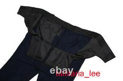 WW2 German Repro Kriegsmarine Sailor Navy Blue Wool Trousers All Sizes