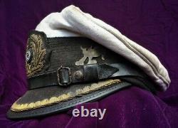 WW2 German U-boat Kriegsmarine Hat Cap U-47 Günther Prien The Bull of Scapa Flow