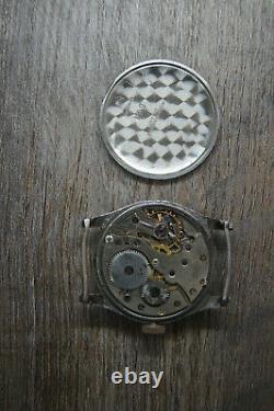 WW2 Kriegsmarine Siegerin KM Watch, German Wehrmacht Issued parts for repai F33