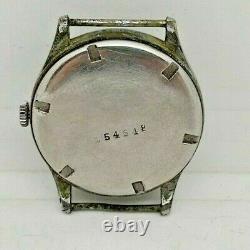 WW2 Kriegsmarine Wrist Watch Festa KM720 -German Navy. Collectibles. Men'watches