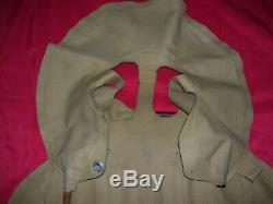 WWII 1943 Dated German Kriegsmarine Luftwaffe Rubber Life Vest