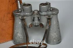WWII German 7x50 Zeiss BLC Kriegsmarine U-Boat Binoculars WW2 Zeiss BLC Fernglas