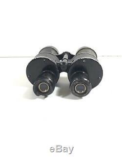 WWII German Binoculars 7x50 BEH (Ernst Leitz) Kriegsmarine