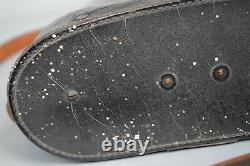 WWII German Carl Zeiss Jena 7x50 Kriegsmarine U-boat Early Binoculars Case