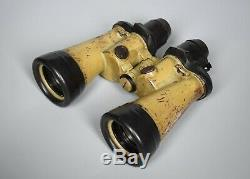 WWII German Kriegsmarine 7x50 Zeiss BLC U-boat Binoculars Original