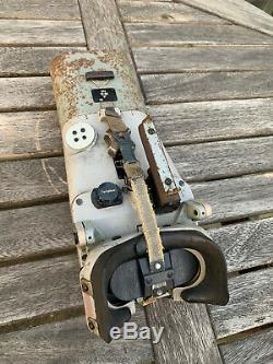 WWII German Kriegsmarine BLC Zeiss 12x60 Flak EM4mR40 Rangefinder Binoculars