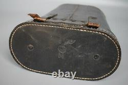 WWII German Kriegsmarine Leitz Wetzlar BEH 7x50 U-boat Binoculars Fernglas Cased