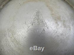 WWII German Kriegsmarine (Navy) Big Alluminium Bowl
