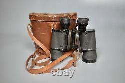 WWII German Kriegsmarine Zeiss BLC 7x50 Gas Ocular U-boat Binoculars Fernglas KM