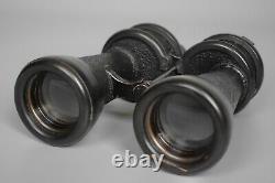 WWII WW2 German Kriegsmarine Leitz Wetzlar BEH 7x50 U-boat Binoculars Fernglas