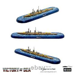 WarLord Victory at Sea German Kriegsmarine Starter Fleet for Victory at Sea WWII