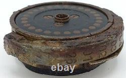 Ww2 German Enigma Cipher Machine Gear Rotor Ss Luftwaffe Kriegsmarine Waffen