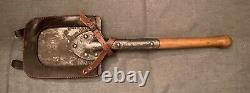 Wwii Kriegsmarine Wehrmacht Military German Navy Naval Entrenching Tool Shovel