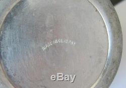 Wwii Original German Kriegsmarine Ship U-boat Aluminum Thermos Jug