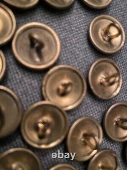 Wwii Ww2 Kriegsmarine Wehrmacht Military German Navy Naval U-boat Jacket Buttons