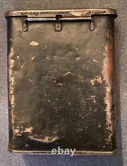 Wwii Ww2 Wehrmacht Military German Navy Naval Kriegsmarine Survival Rations Can